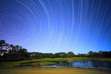 #17 TPC Sawgrass  Star Trail