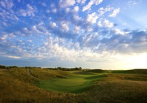 12th Hole Erin Hills GC